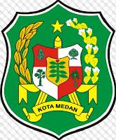 Lowongan CPNS Kota (PEMKOT) Medan, Lambang kota Medan