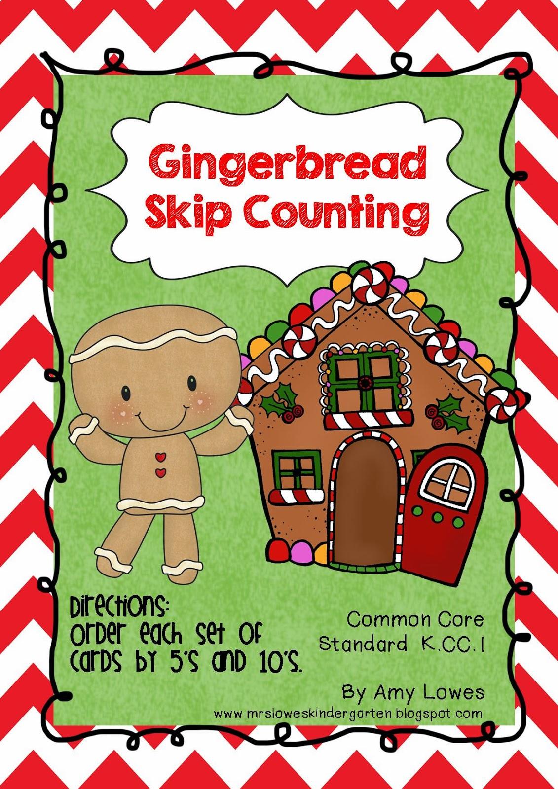 Mrs Lowes Kindergarten Korner Gingerbread Man Plans