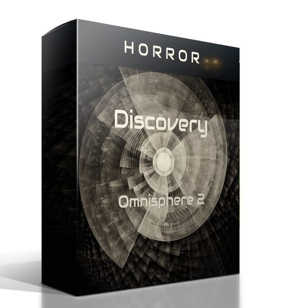 SAMPLE SOUND REVIEW: NEW RELEASE: Discovery 'Horror' by