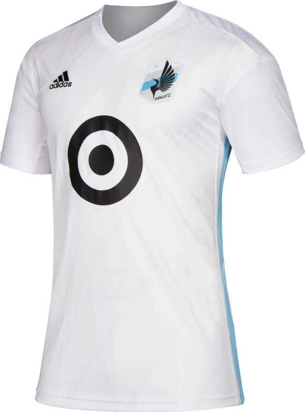 Adidas divulga a camisa reserva do Minnesota United. A Adidas apresentou o novo  uniforme ... d03069e6bcf7b