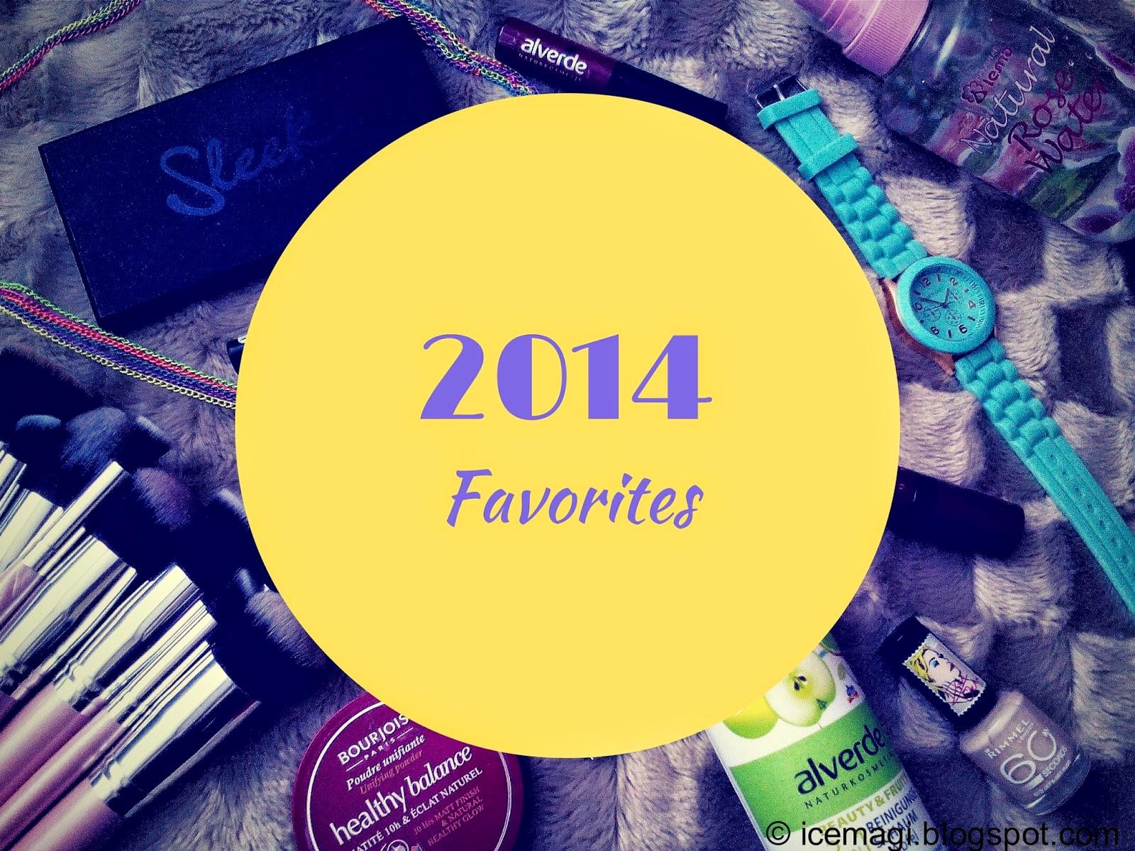 favorites 2014
