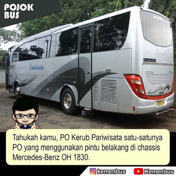 Bus Kerub Pariwisata