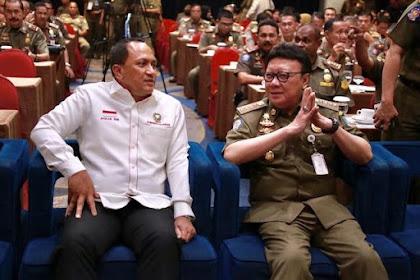 Tjahjo Kumolo Minta Satpol PP Ikut Kampanyekan Jokowi