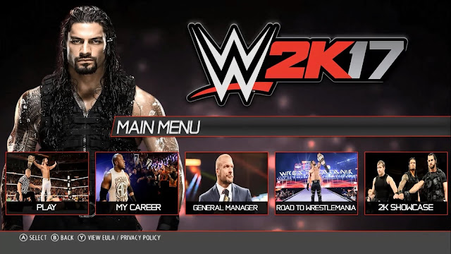 wwe2k17 download for pc
