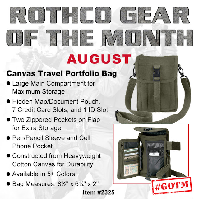 The #GOTM For August Is...