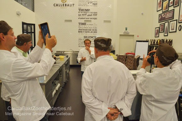 Ward van Sevencoten Wilfried van de Sande Smaak Callebaut