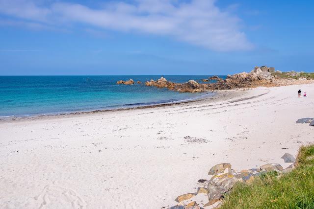 beach guernsey
