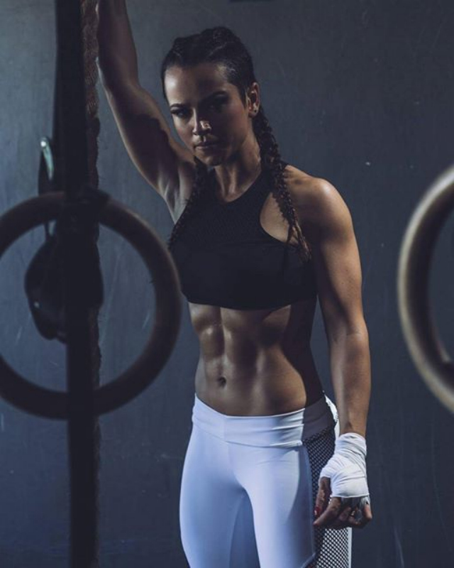 Fitness Model ALICE MATOS