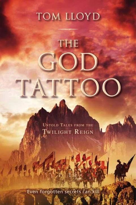 Review: The God Tattoo by Tom Lloyd