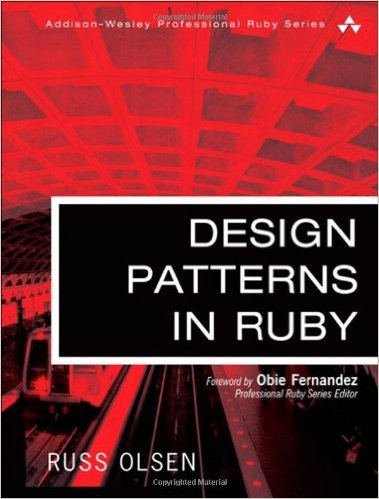 Design Patterns in Ruby front cover