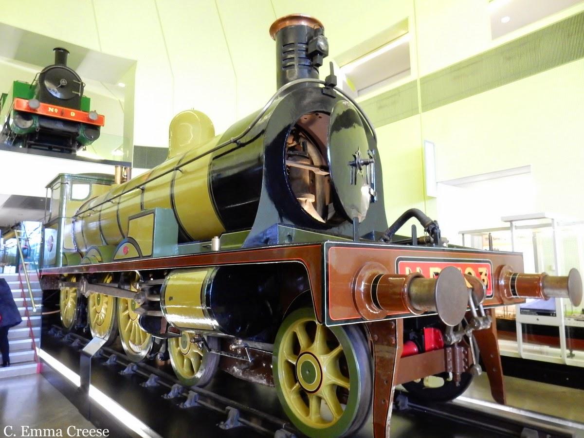 Glasgow Transport Museum Car Park