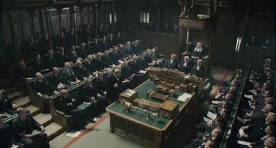 """Durante la tormenta - Into the storm - Winston Churchill - HBO - Batalla de Inglaterra - """"The few"""" - Segunda Guerra Mundial - Cine bélico - Política en el Cine - Periodismo y Cine - el fancine - el troblogdita - ÁlvaroGP - Dunkerque - Día D - Normandía"""