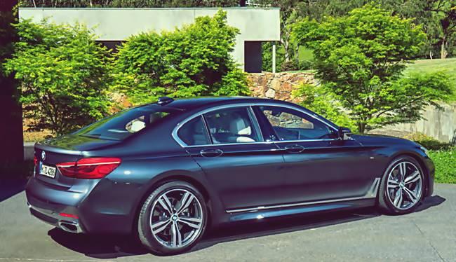 2017 BMW 5 Series G30 M Sport Package