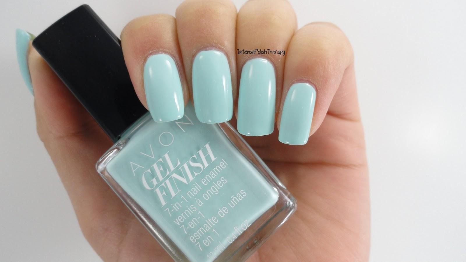 Intense Polish Therapy Avon Gel Finish Nail Enamel