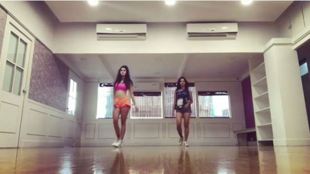 Watch: Disha Patani Shows Off Some Sexy Moves On Beyonce's