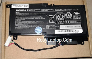 Baterai Toshiba Satellite L40-A L45 L45D L50 L55 L55D L55t P50 P55 S55 Series