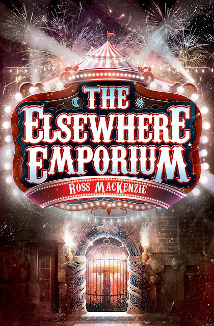 Ross MacKenzie - The Elsewhere Emporium - Book Review (Kelpies) Mr Ripley's Enchanted Books