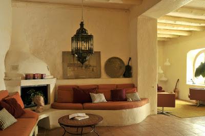 Worthy Rustic Interior Design