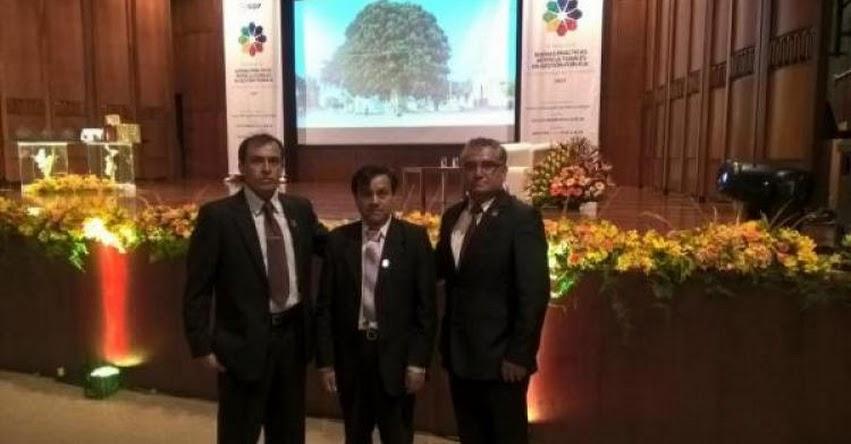 UGEL Cajamarca es premiado por el Ministerio de Cultura por Buenas Prácticas Interculturales en la Gestión Pública