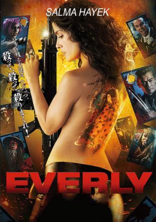 Everly 2014 Dual Audio Hindi ORG 300MB BluRay 480p Download