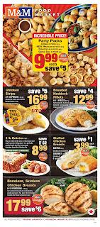M&M Food Market Flyer January 24 - 30, 2019
