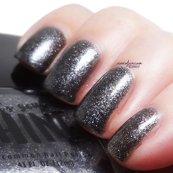 xoxoJen's swatch of Perfect Storm