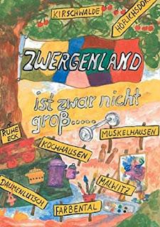 """Coverbild vom Geschichtenbuch """"Zwergenland ist zwar nicht groß..."""" von Ulrike Leubner"""