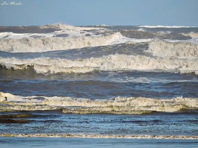 Ondas Grandes na Praia do Cassino