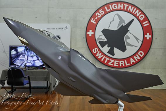F-35 Lightning II für die Schweiz?