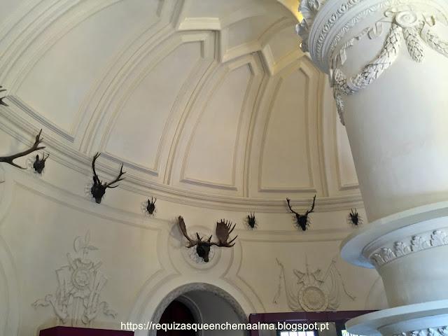 Sala dos Veados, Palácio da Pena