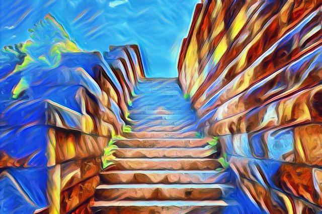 Fairy Stairs