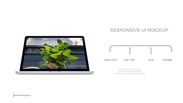 Slide8_Powerpoint Responsive Showcase Device Mock-up Templates