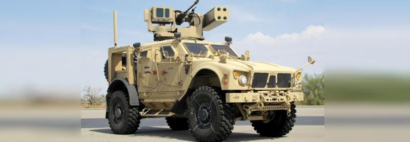 Морська піхота США хоче мобільну ППО на базі JLTV