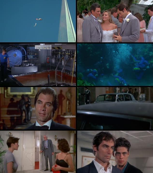 License To Kill 1989 Dual Audio Hindi 720p BluRay