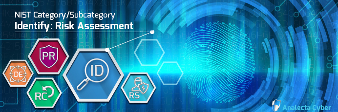 Stay ahead of risk: Making a better risk assessment - Analecta Cyber graphic banner