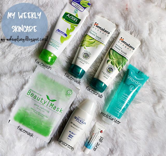 My Skincare Routine