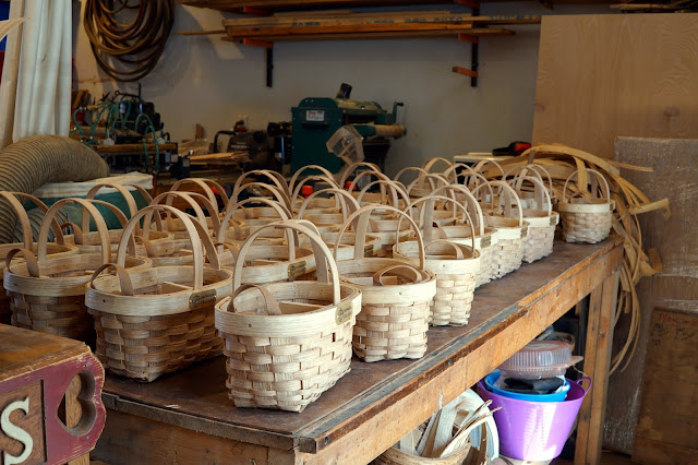 Decanter Baskets