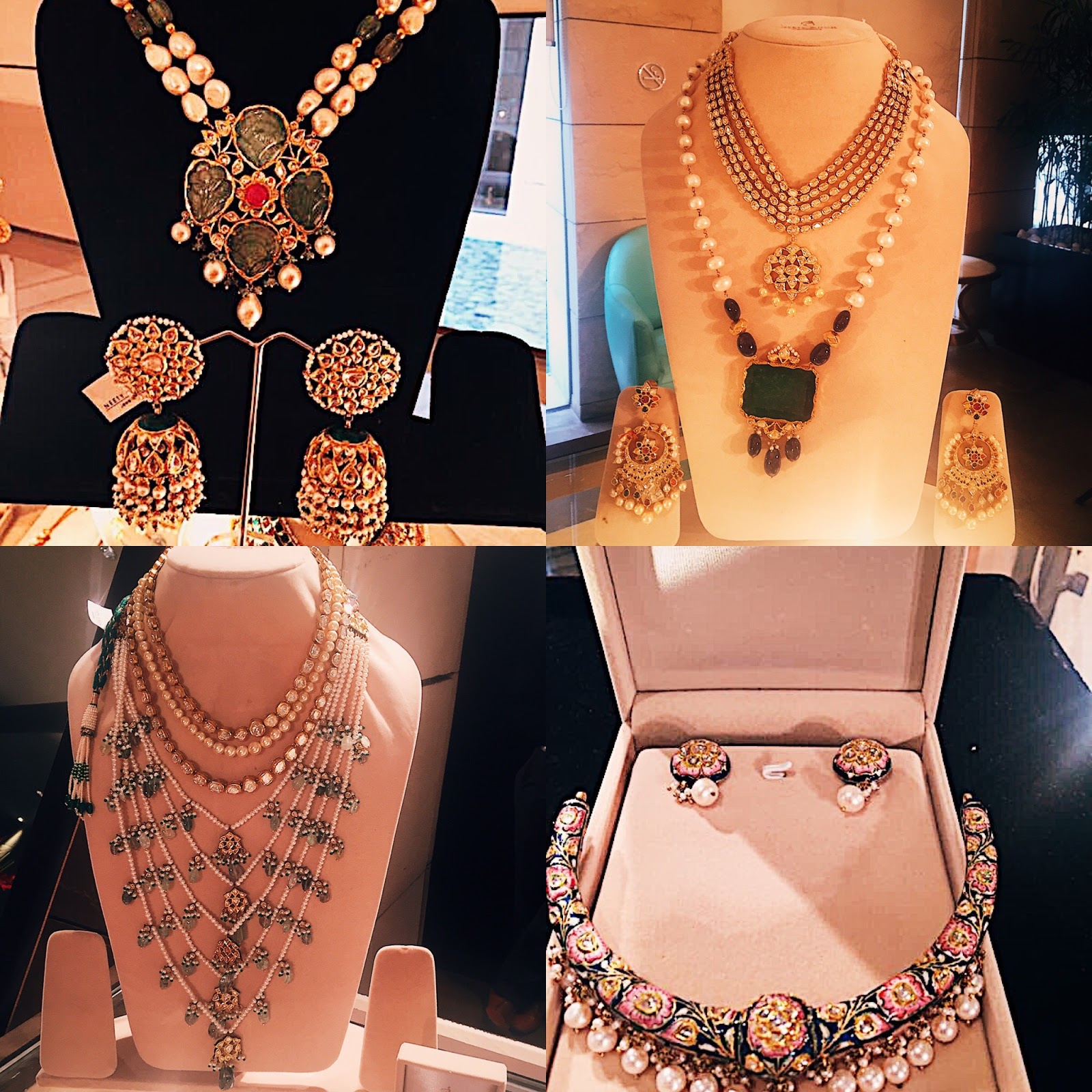 new in delhi, needy singh jewellery, indian jewellery
