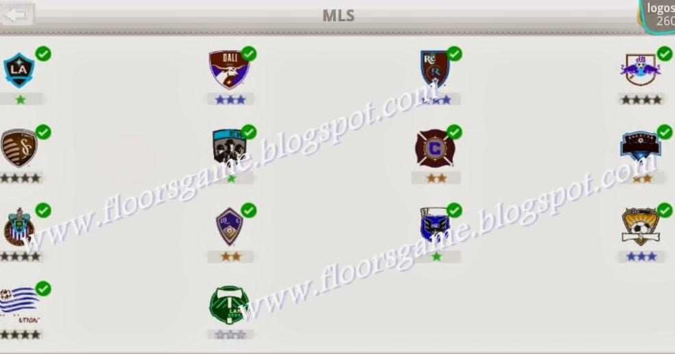 Logo Quiz Football Clubs Mls Level 9