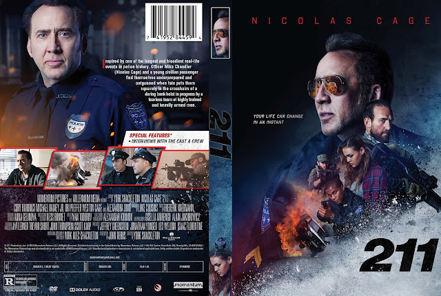211 DVD Cover