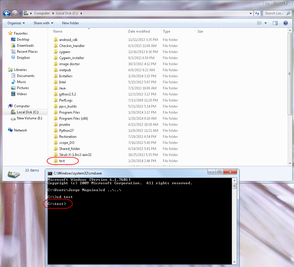 Unlock folders or files to delete or modify them with
