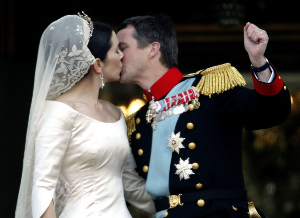 Crown Prince Frederik And Princess Mary 7th Wedding Anniversary Is Today