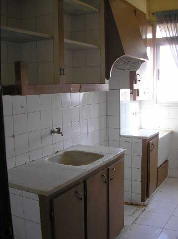 piso en venta calle vinaroz castellon cocina