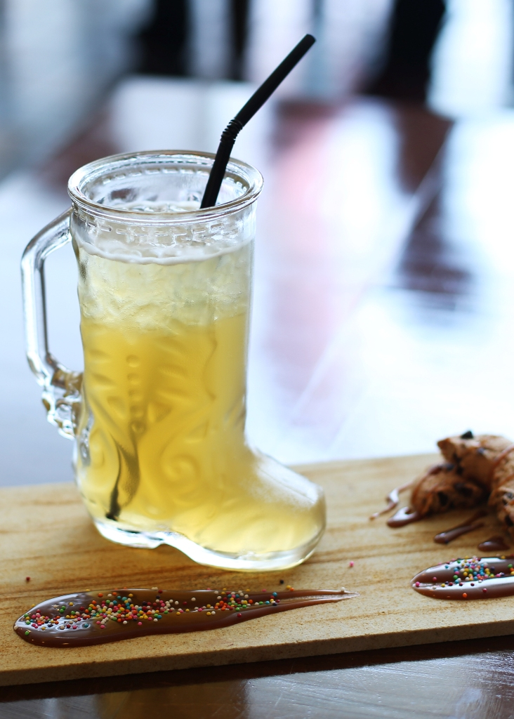 Image result for Guy In A Yellow Bootcocktail
