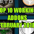 Top 10 Best Working Kodi Addons For February 2018