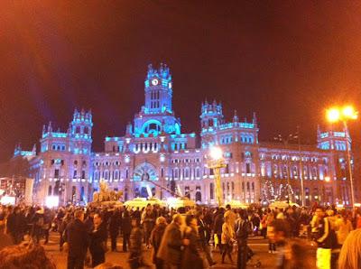 Has vivido Madrid en Navidad – Kennst Du Madrid zu Weihnachten, Mario Schumacher Blog