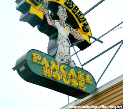 Uncle Bill's Pancake House in Wildwood, New Jersey