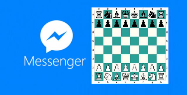 لعب الشطرنج على فيس بوك ماسنجر