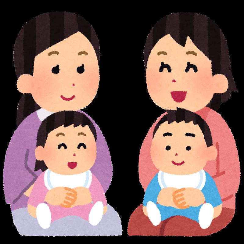 「赤ちゃん ママ イラスト 無料」の画像検索結果