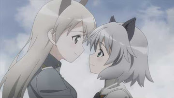 Strike Witches: Road to Berlin Episode 8